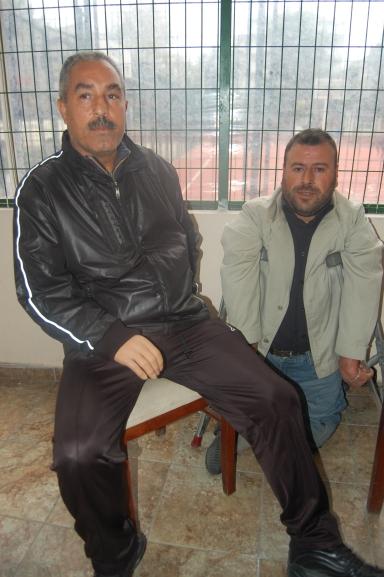 Hüseyin Sevinç ve Mustafa Koca