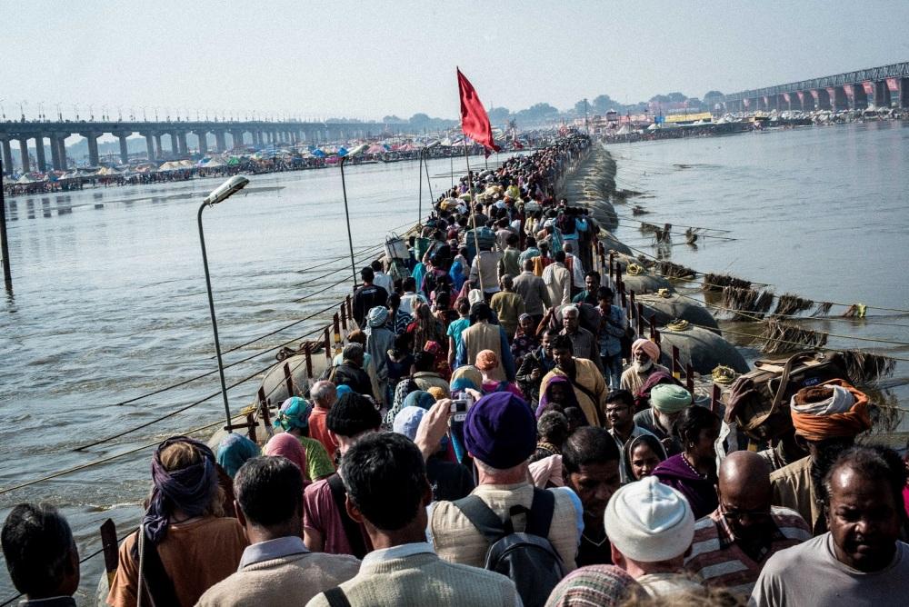 Kirlilik ve mistisizm arasında Ganj Nehri: İnanç iyileştirir mi? (2/6)