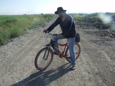 Miraz Ruspi: Bisiklet turu ve permakültür atölyesine katılmak isteyenler mirazruspi@gmail.com, ekojinekojin@gmail.com ve facebook.com/groups/ekojin/ adreslerinden organizatörlerle iletişime geçebilir.